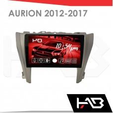 Aurion 2014 - 2017