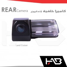 land cruiser rear camera