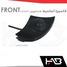 Land Cruiser front camera