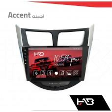 Accent 2012 - 2018