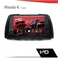Mazda 6 2014 - 2015