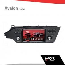 Avalon 2013 - 2017